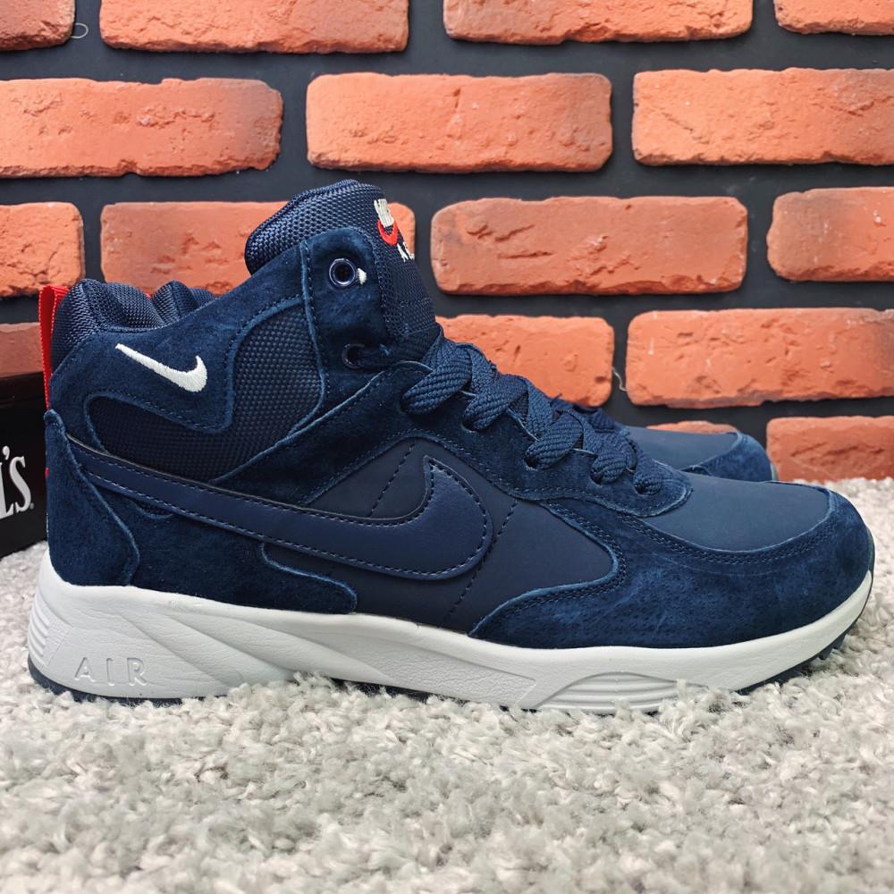 Мужские ботинки зимние - Зимние ботинки (НА МЕХУ) мужские Nike Air  1-098 ⏩ [ 42,43 ]
