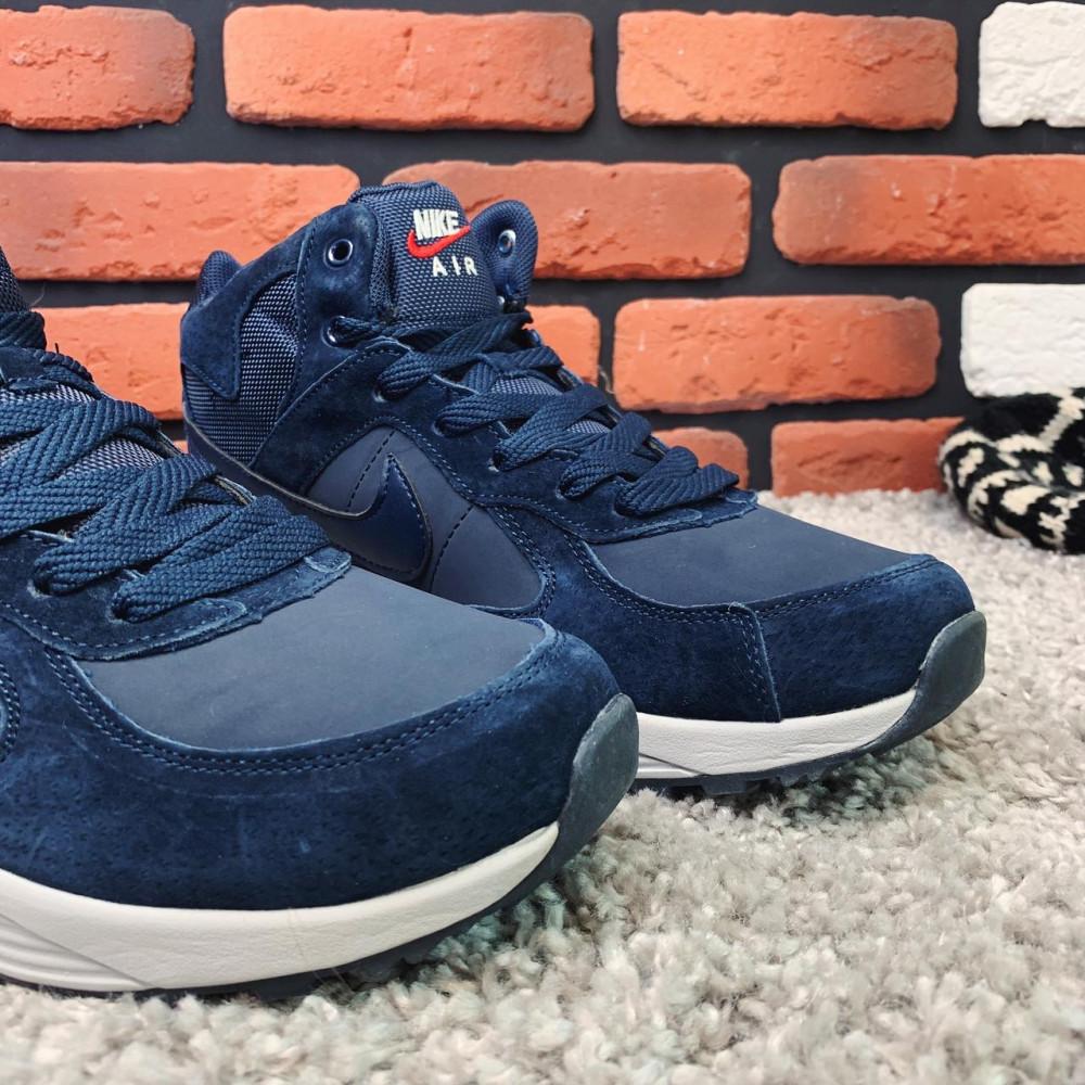 Мужские ботинки зимние - Зимние ботинки (НА МЕХУ) мужские Nike Air  1-098 ⏩ [ 42,43 ] 5