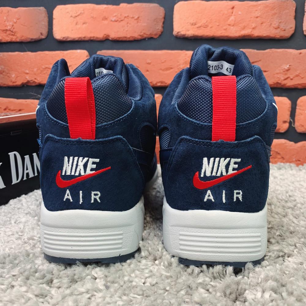 Мужские ботинки зимние - Зимние ботинки (НА МЕХУ) мужские Nike Air  1-098 ⏩ [ 42,43 ] 4