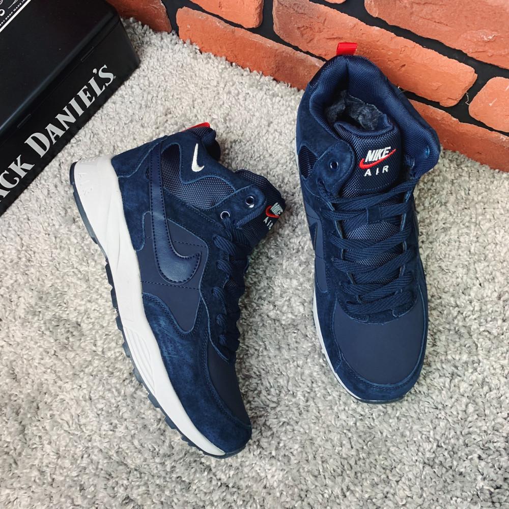 Мужские ботинки зимние - Зимние ботинки (НА МЕХУ) мужские Nike Air  1-098 ⏩ [ 42,43 ] 2