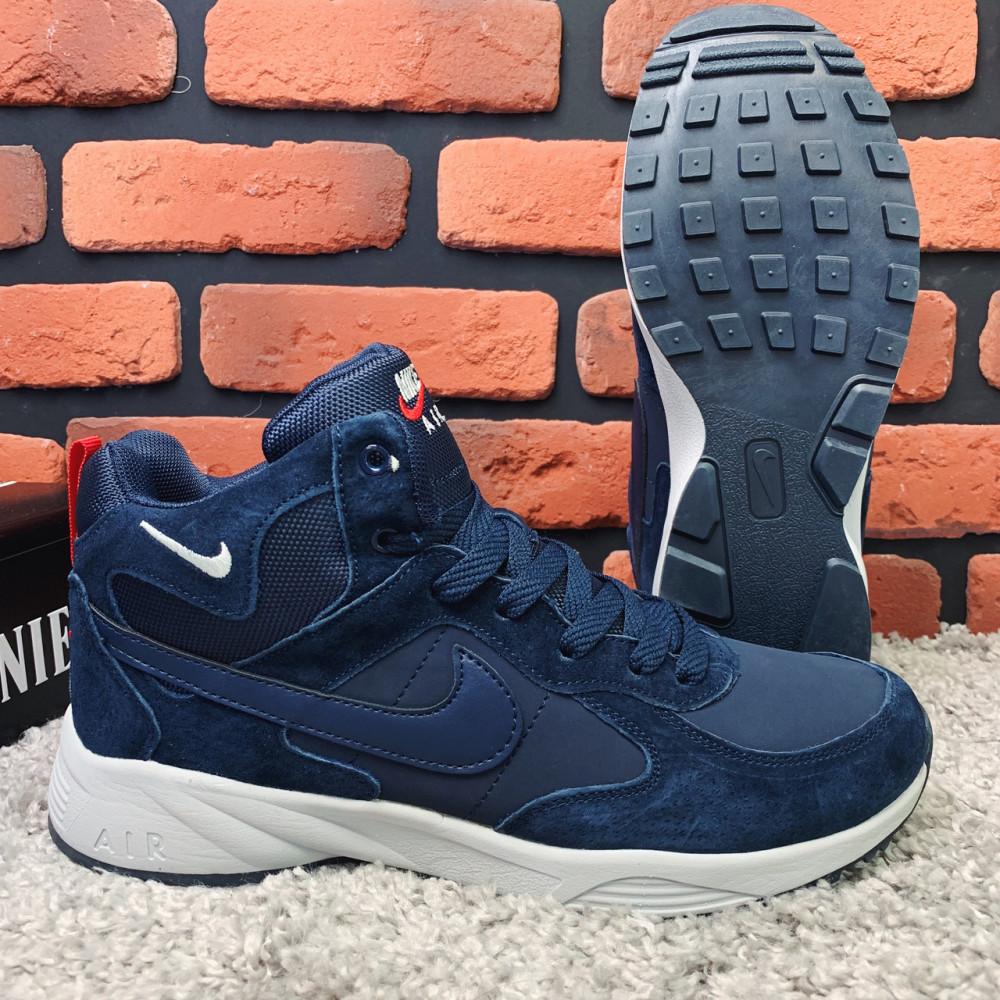 Мужские ботинки зимние - Зимние ботинки (НА МЕХУ) мужские Nike Air  1-098 ⏩ [ 42,43 ] 1