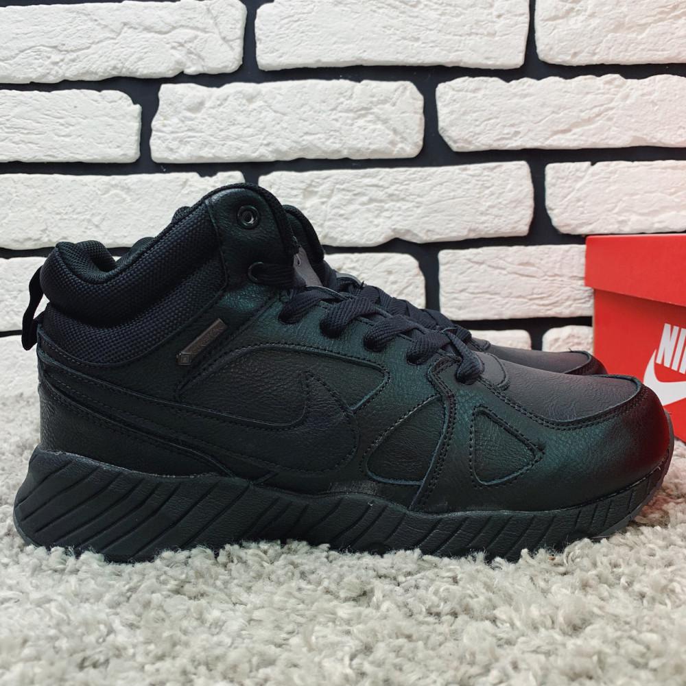 Мужские ботинки зимние - Зимние ботинки (НА МЕХУ) мужские Nike 1-110⏩ [ 43,44,45,46 ]