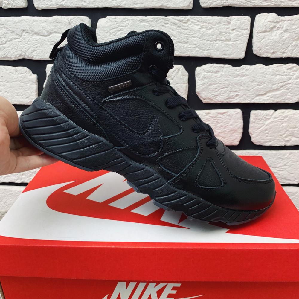 Мужские ботинки зимние - Зимние ботинки (НА МЕХУ) мужские Nike 1-110⏩ [ 43,44,45,46 ] 6