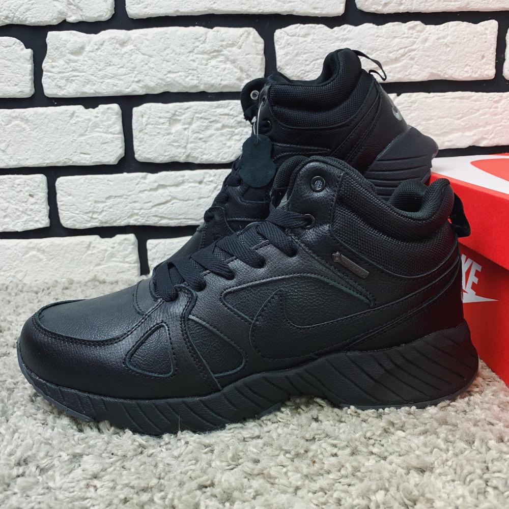 Мужские ботинки зимние - Зимние ботинки (НА МЕХУ) мужские Nike 1-110⏩ [ 43,44,45,46 ] 4