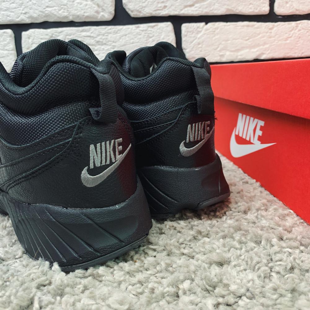 Мужские ботинки зимние - Зимние ботинки (НА МЕХУ) мужские Nike 1-110⏩ [ 43,44,45,46 ] 2