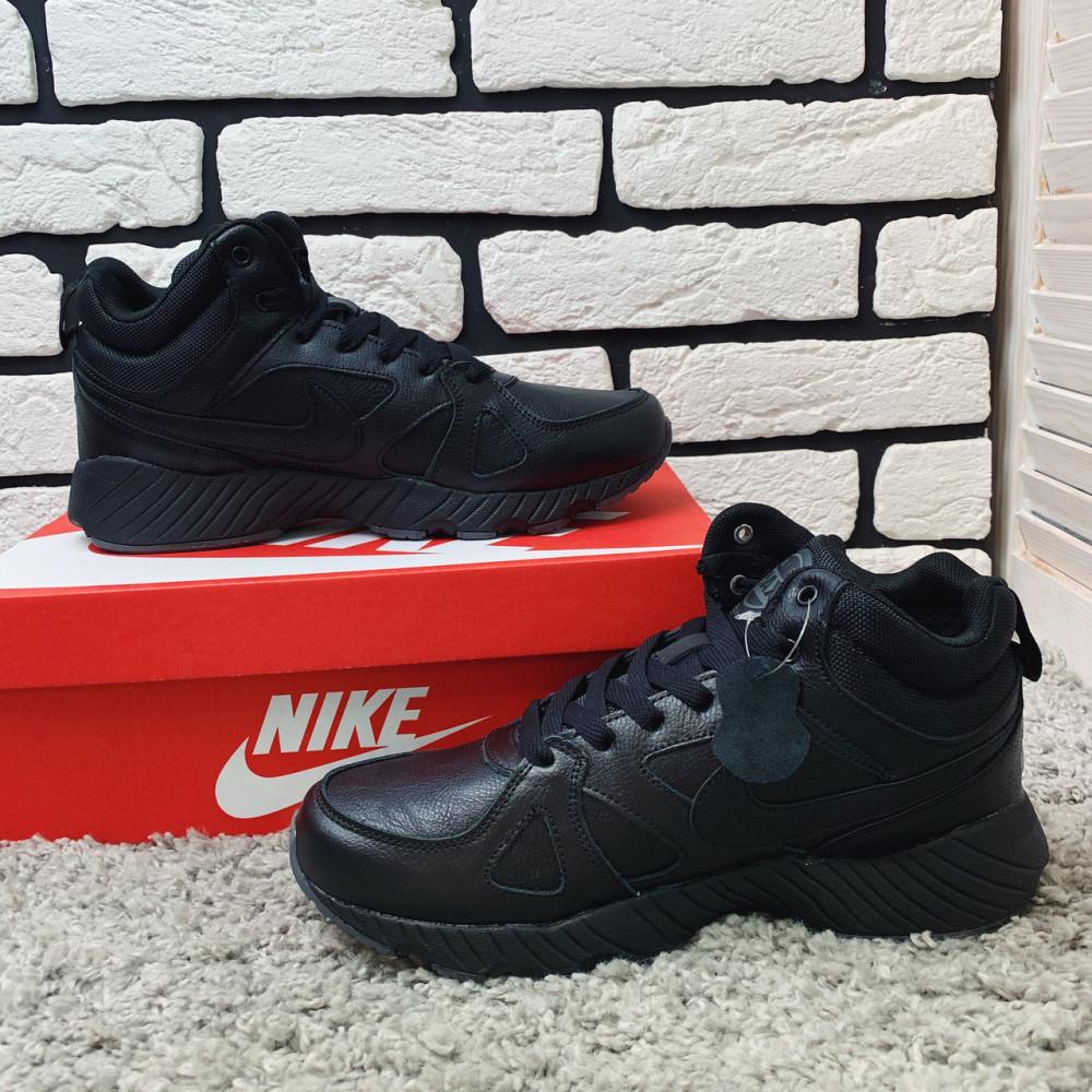 Мужские ботинки зимние - Зимние ботинки (НА МЕХУ) мужские Nike 1-110⏩ [ 43,44,45,46 ] 1