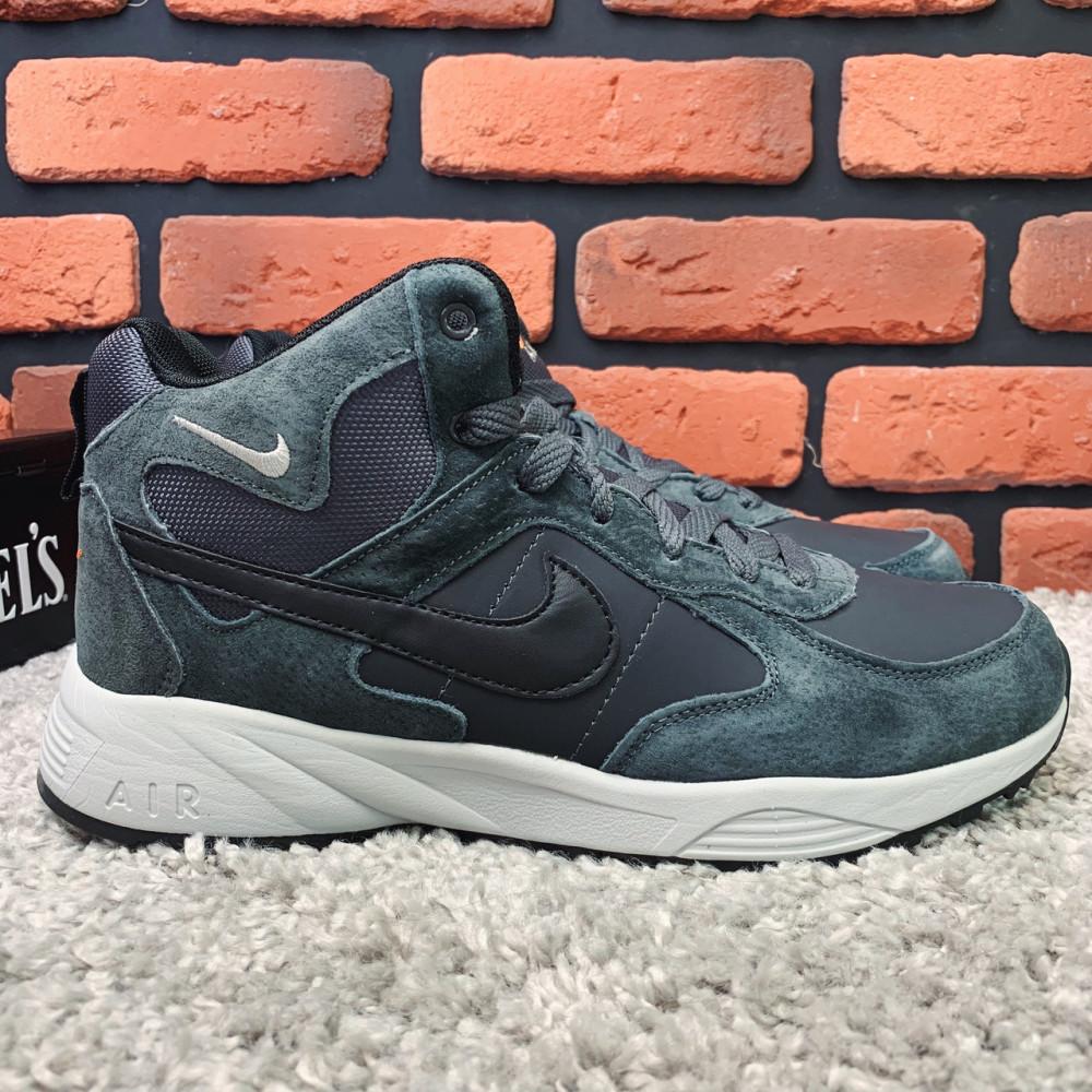 Мужские ботинки зимние - Зимние ботинки (НА МЕХУ) мужские Nike  Air Max  1-119 ⏩ [ 42,43,45,46 ]