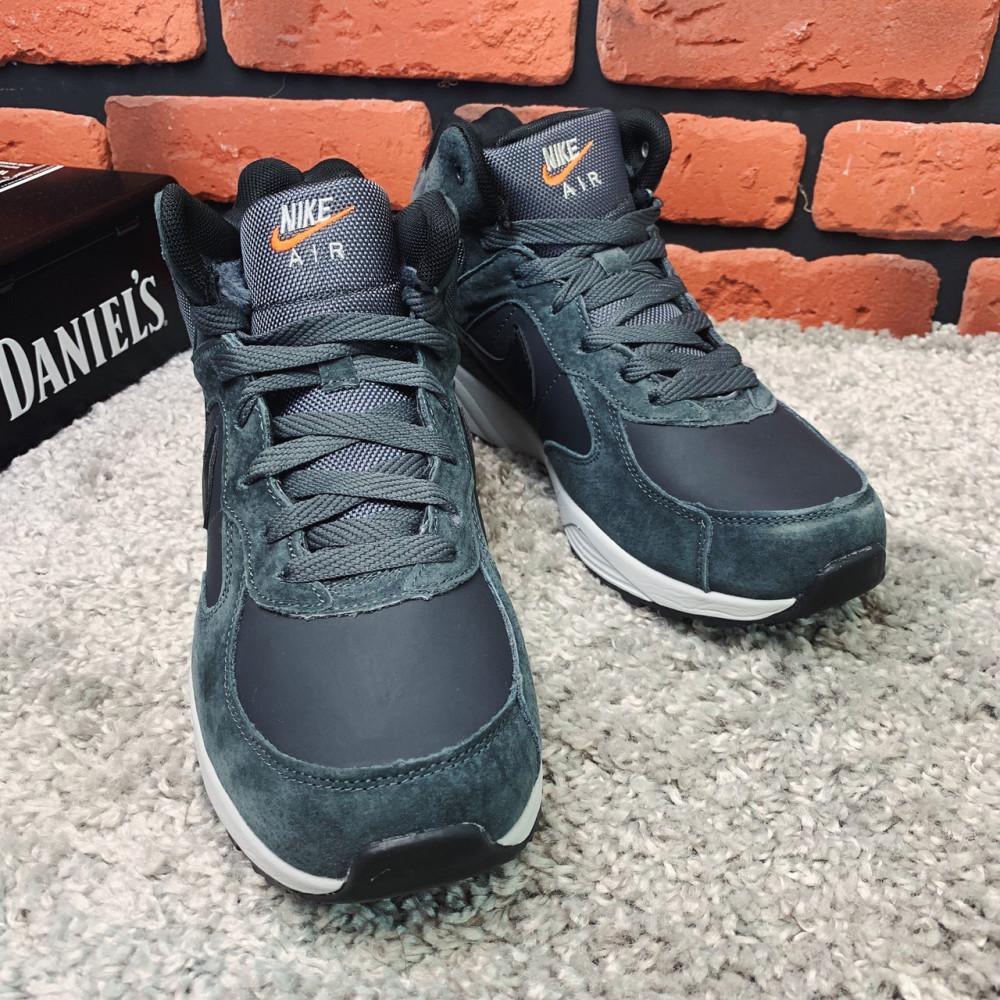 Мужские ботинки зимние - Зимние ботинки (НА МЕХУ) мужские Nike  Air Max  1-119 ⏩ [ 42,43,45,46 ] 4