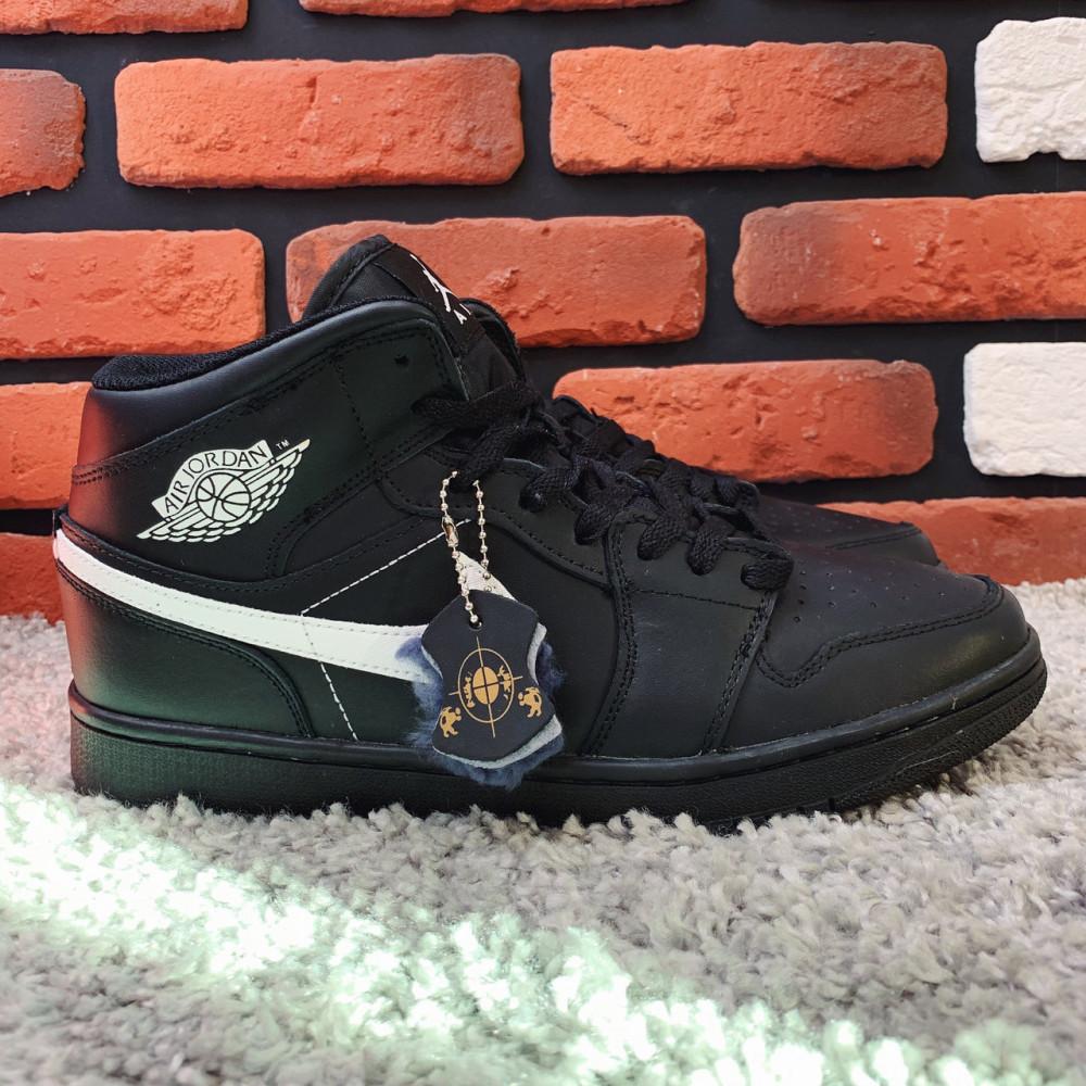 Зимние кроссовки мужские - Зимние кроссовки (на меху) мужские Nike Air Jordan 1-127 ⏩ [ 41,42,43,44,46 ] 1