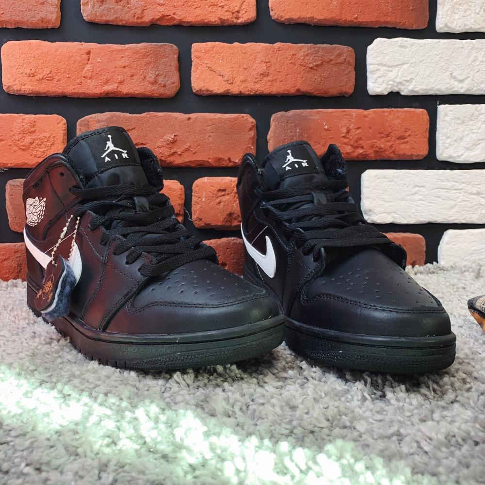 Зимние кроссовки мужские - Зимние кроссовки (на меху) мужские Nike Air Jordan 1-127 ⏩ [ 41,42,43,44,46 ] 4