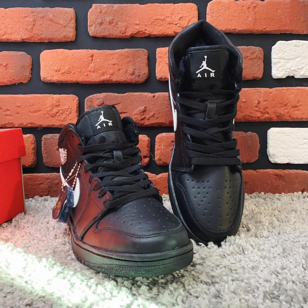 Зимние кроссовки мужские - Зимние кроссовки (на меху) мужские Nike Air Jordan 1-127 ⏩ [ 41,42,43,44,46 ] 5