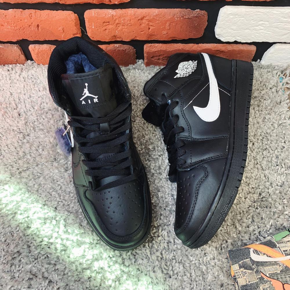 Зимние кроссовки мужские - Зимние кроссовки (на меху) мужские Nike Air Jordan 1-127 ⏩ [ 41,42,43,44,46 ] 3