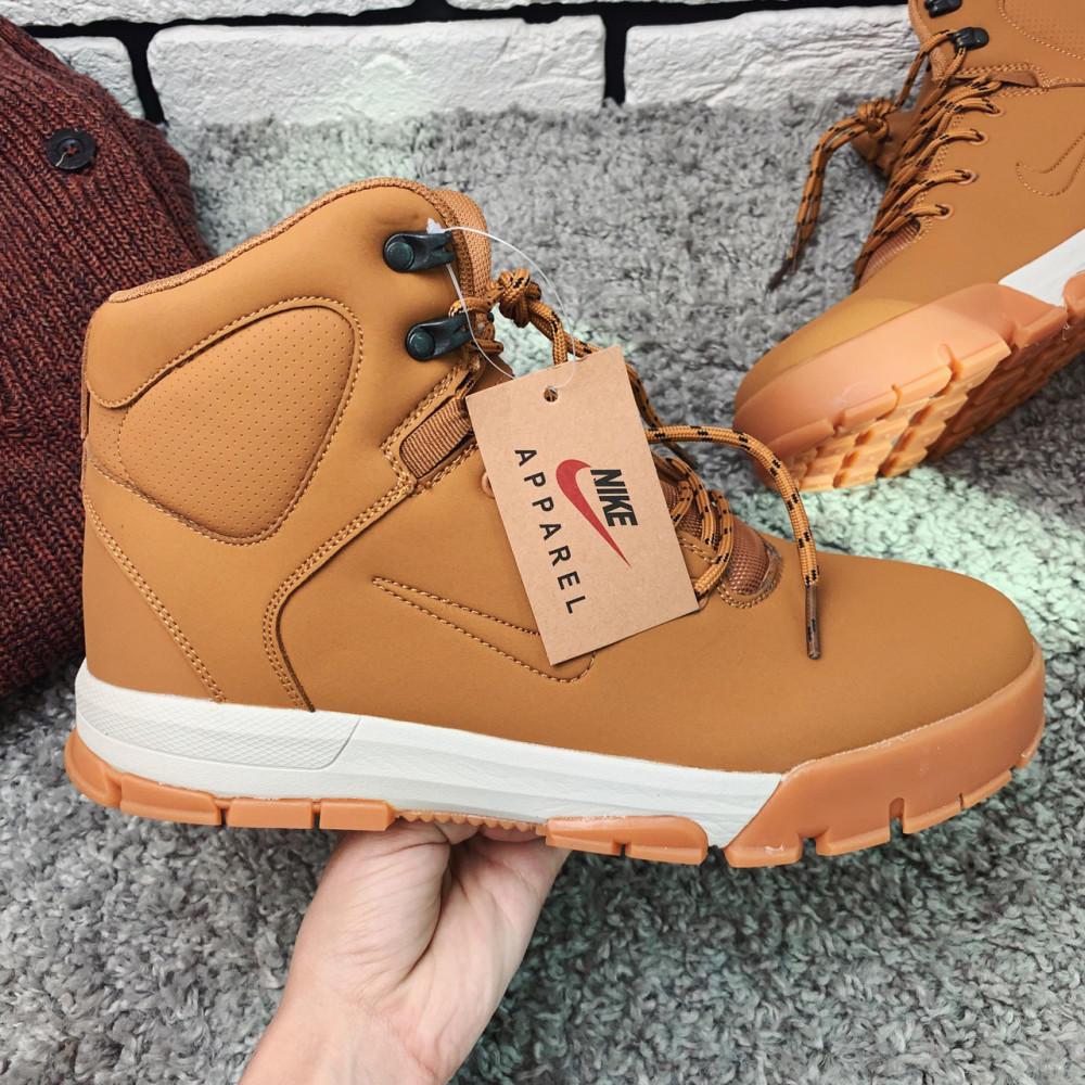 Мужские ботинки зимние - Зимние ботинки (на меху)  мужские Nike Air Lunarridge  1-137 ⏩ [ 42 последний размер ] 7