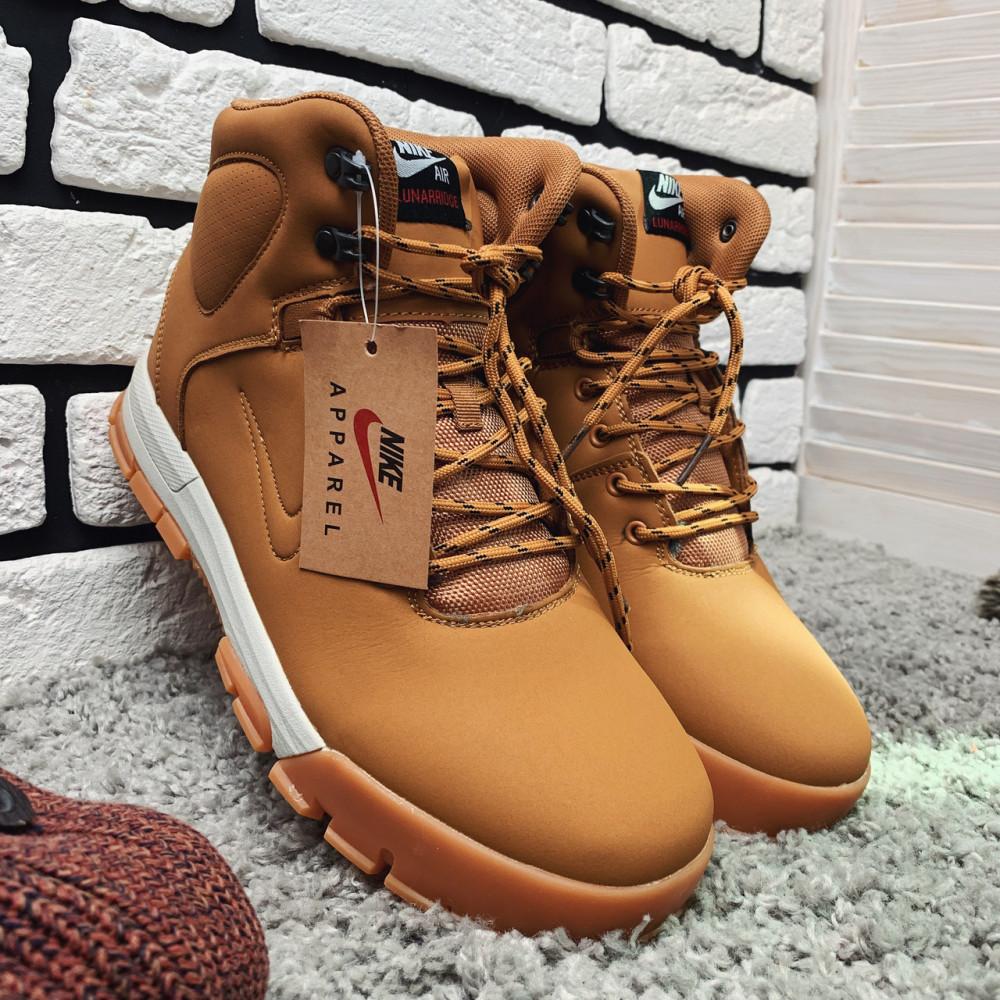 Мужские ботинки зимние - Зимние ботинки (на меху)  мужские Nike Air Lunarridge  1-137 ⏩ [ 42 последний размер ] 6