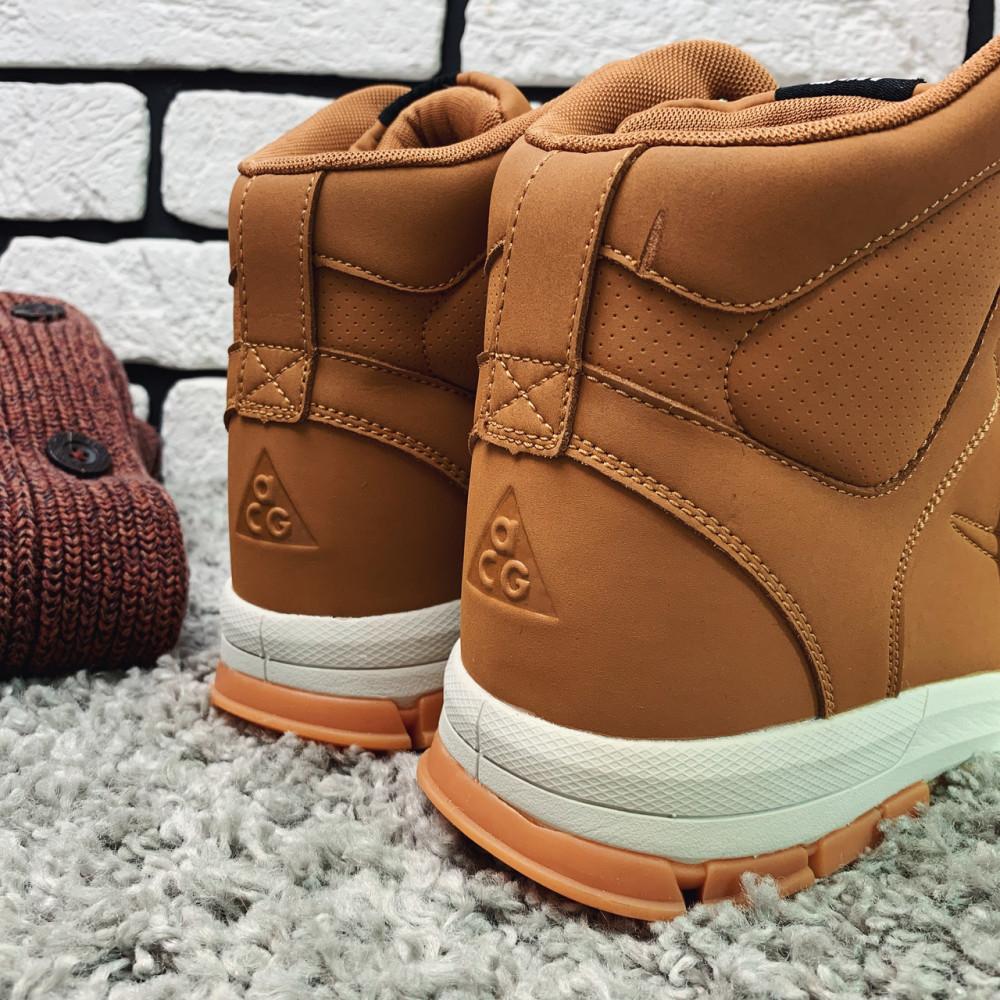 Мужские ботинки зимние - Зимние ботинки (на меху)  мужские Nike Air Lunarridge  1-137 ⏩ [ 42 последний размер ] 5