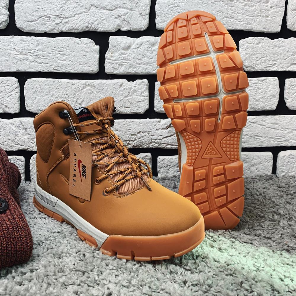 Мужские ботинки зимние - Зимние ботинки (на меху)  мужские Nike Air Lunarridge  1-137 ⏩ [ 42 последний размер ] 4