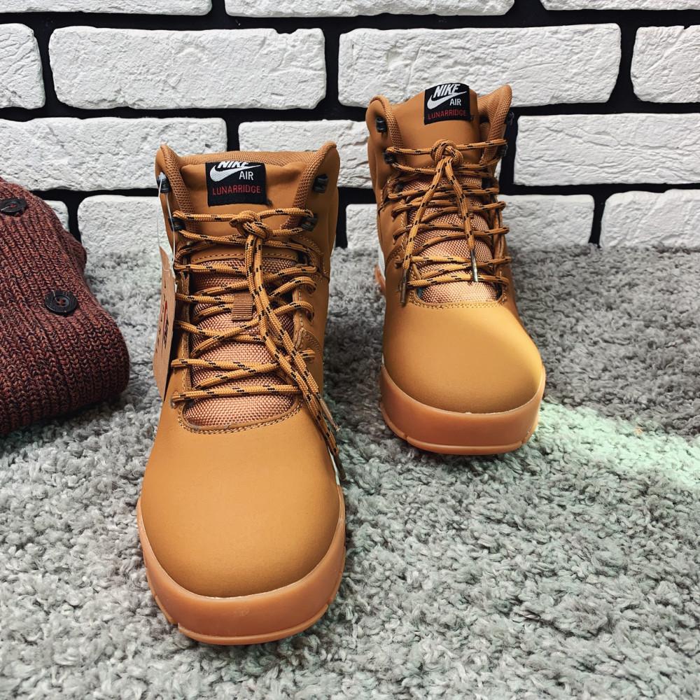 Мужские ботинки зимние - Зимние ботинки (на меху)  мужские Nike Air Lunarridge  1-137 ⏩ [ 42 последний размер ] 1