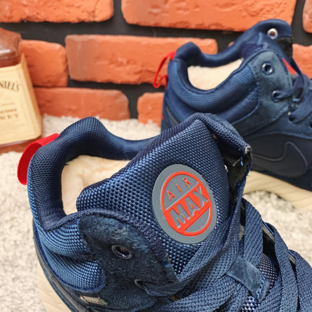 Мужские ботинки зимние - Зимние ботинки (на меху) мужские Nike Air Max 1-153 ⏩ [ 42,44,45.46 ] 7