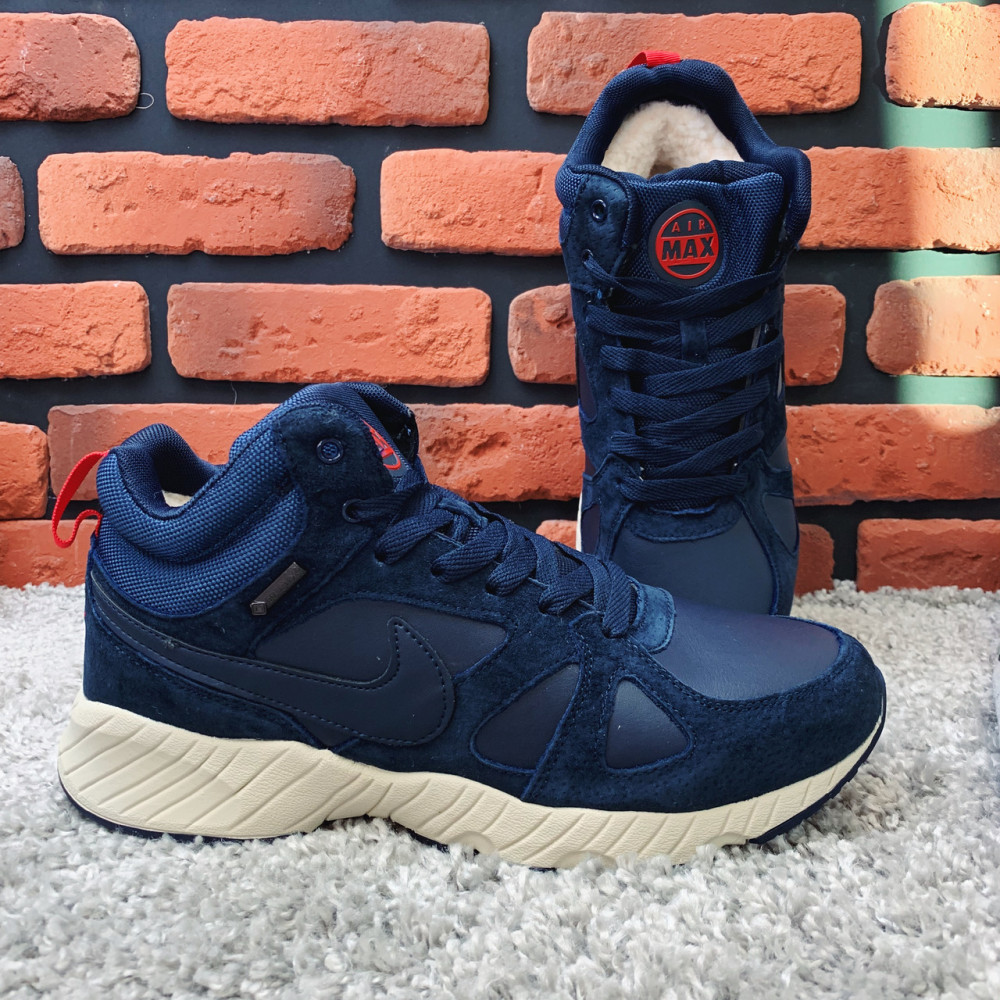 Мужские ботинки зимние - Зимние ботинки (на меху) мужские Nike Air Max 1-153 ⏩ [ 42,44,45.46 ] 4