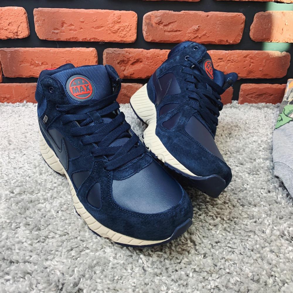 Мужские ботинки зимние - Зимние ботинки (на меху) мужские Nike Air Max 1-153 ⏩ [ 42,44,45.46 ] 5