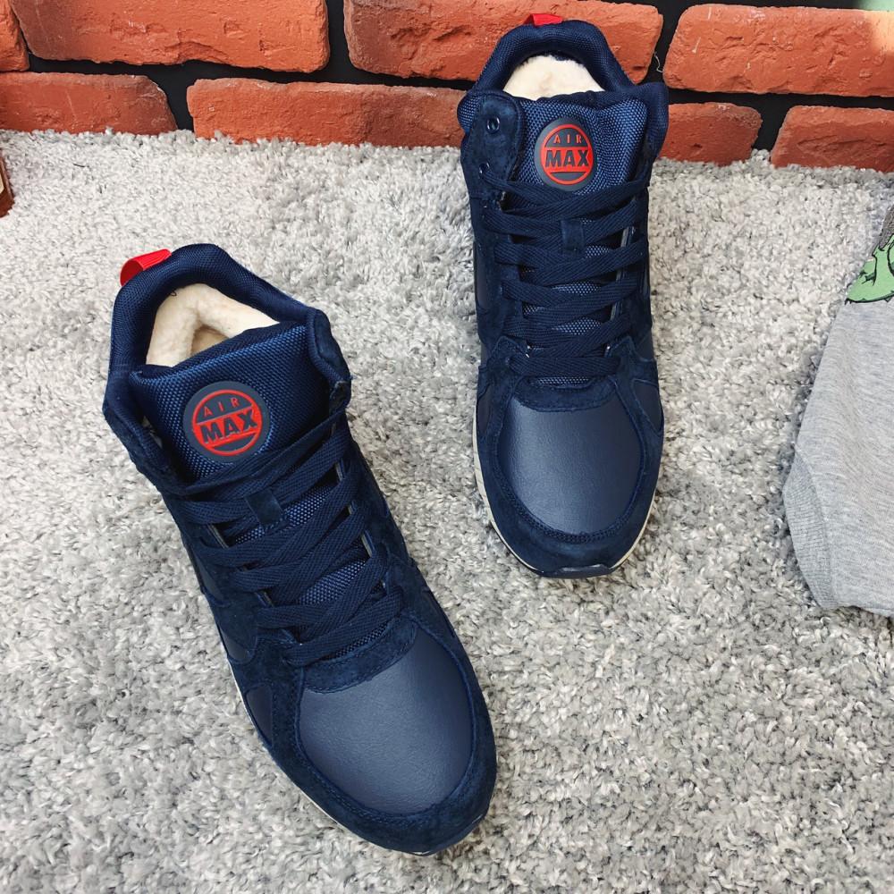 Мужские ботинки зимние - Зимние ботинки (на меху) мужские Nike Air Max 1-153 ⏩ [ 42,44,45.46 ] 1