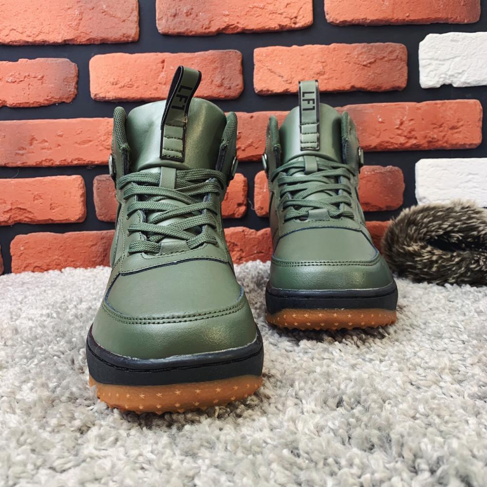 Зимние кроссовки мужские - Зимние кроссовки (на меху) Nike LF 1 1-169 ⏩ [41,42,46 ] 7