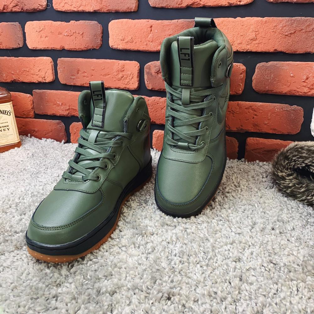 Зимние кроссовки мужские - Зимние кроссовки (на меху) Nike LF 1 1-169 ⏩ [41,42,46 ] 2