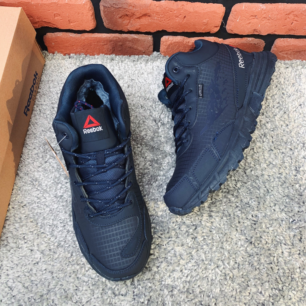 Мужские ботинки зимние - Зимние ботинки (на меху) мужские Reebok Classic  2-076  ⏩ [ 41,44 ] 2