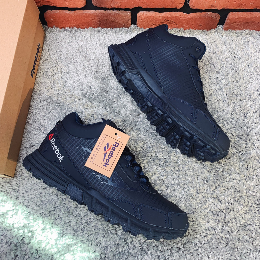 Мужские ботинки зимние - Зимние ботинки (на меху) мужские Reebok Classic  2-076  ⏩ [ 41,44 ] 1