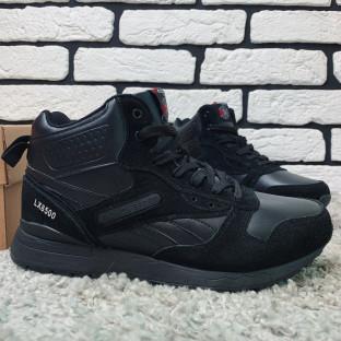 Зимние ботинки (на меху) мужские Reebok Classic LX8500   2-205 ⏩ [45,46 ]