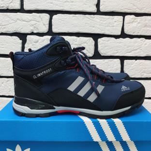 Зимние ботинки (на меху) мужские Adidas Climaproof  3-003 ⏩ [ 41,44 ]