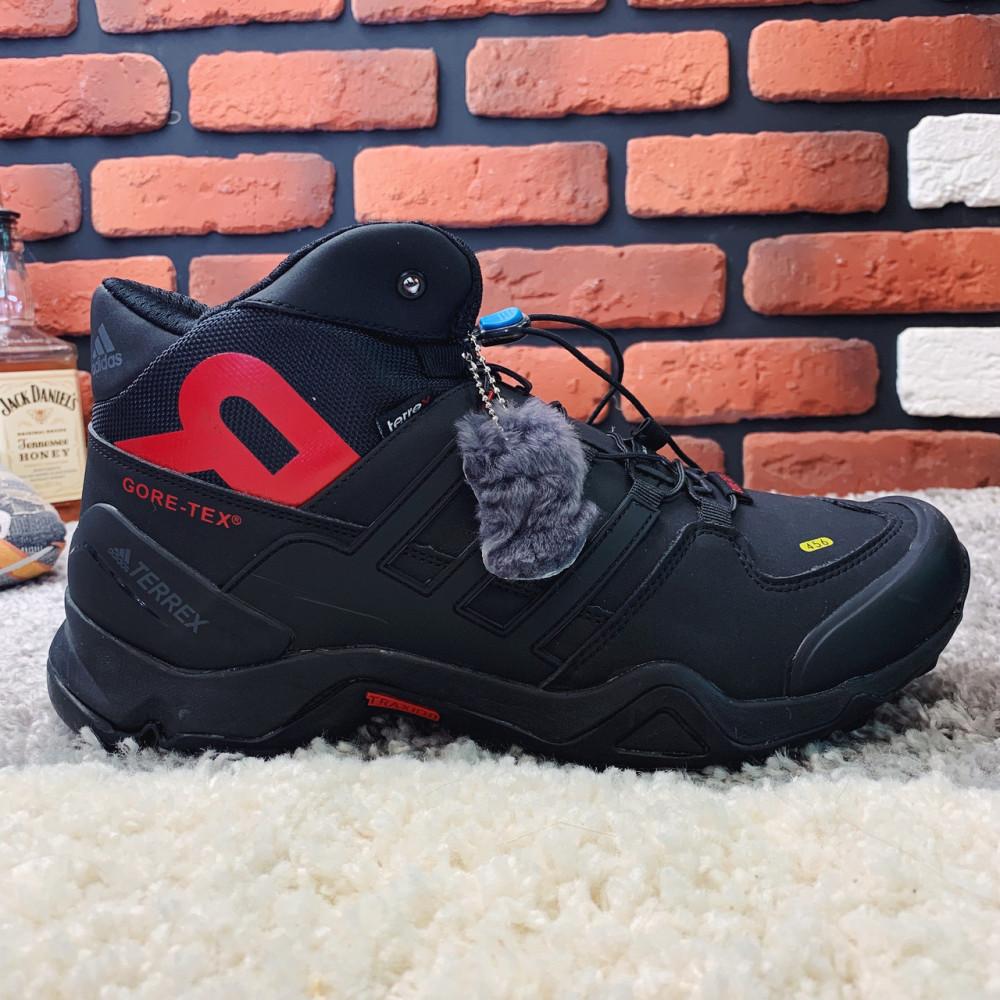 Мужские ботинки зимние - Зимние ботинки (на меху) мужские Adidas Terrex  3-078⏩ [44,46 ]