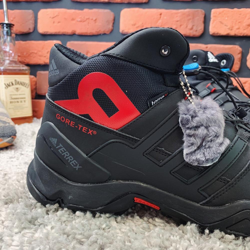 Мужские ботинки зимние - Зимние ботинки (на меху) мужские Adidas Terrex  3-078⏩ [44,46 ] 7