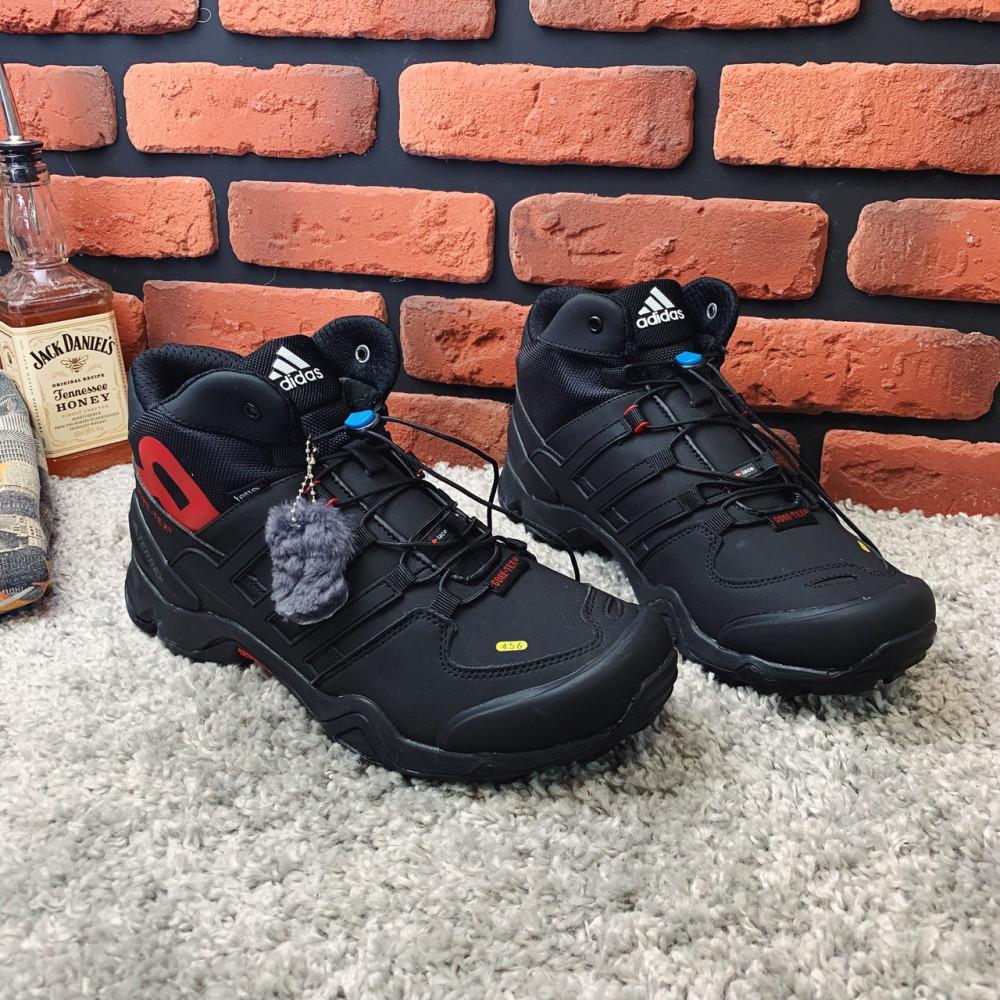 Мужские ботинки зимние - Зимние ботинки (на меху) мужские Adidas Terrex  3-078⏩ [44,46 ] 4