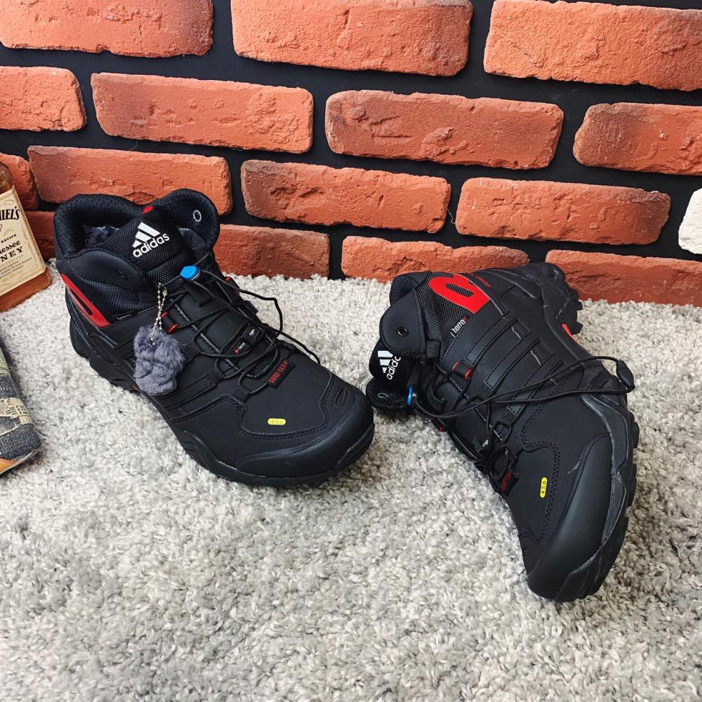 Мужские ботинки зимние - Зимние ботинки (на меху) мужские Adidas Terrex  3-078⏩ [44,46 ] 2
