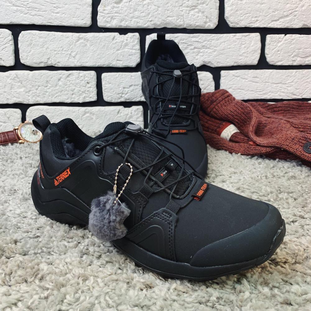 Мужские ботинки зимние - Зимние ботинки (на меху) мужские Adidas Terrex  3-079 ⏩ [ 41,42,43] 6