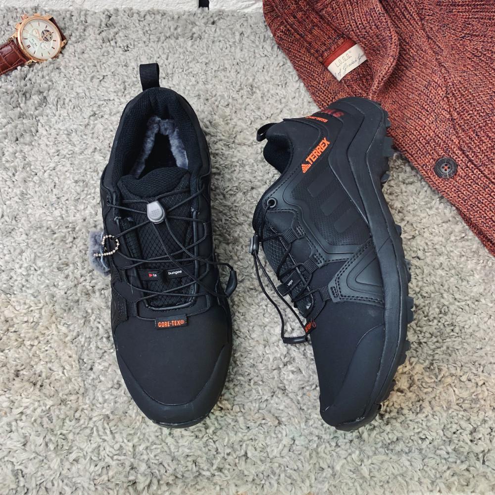 Мужские ботинки зимние - Зимние ботинки (на меху) мужские Adidas Terrex  3-079 ⏩ [ 41,42,43] 3