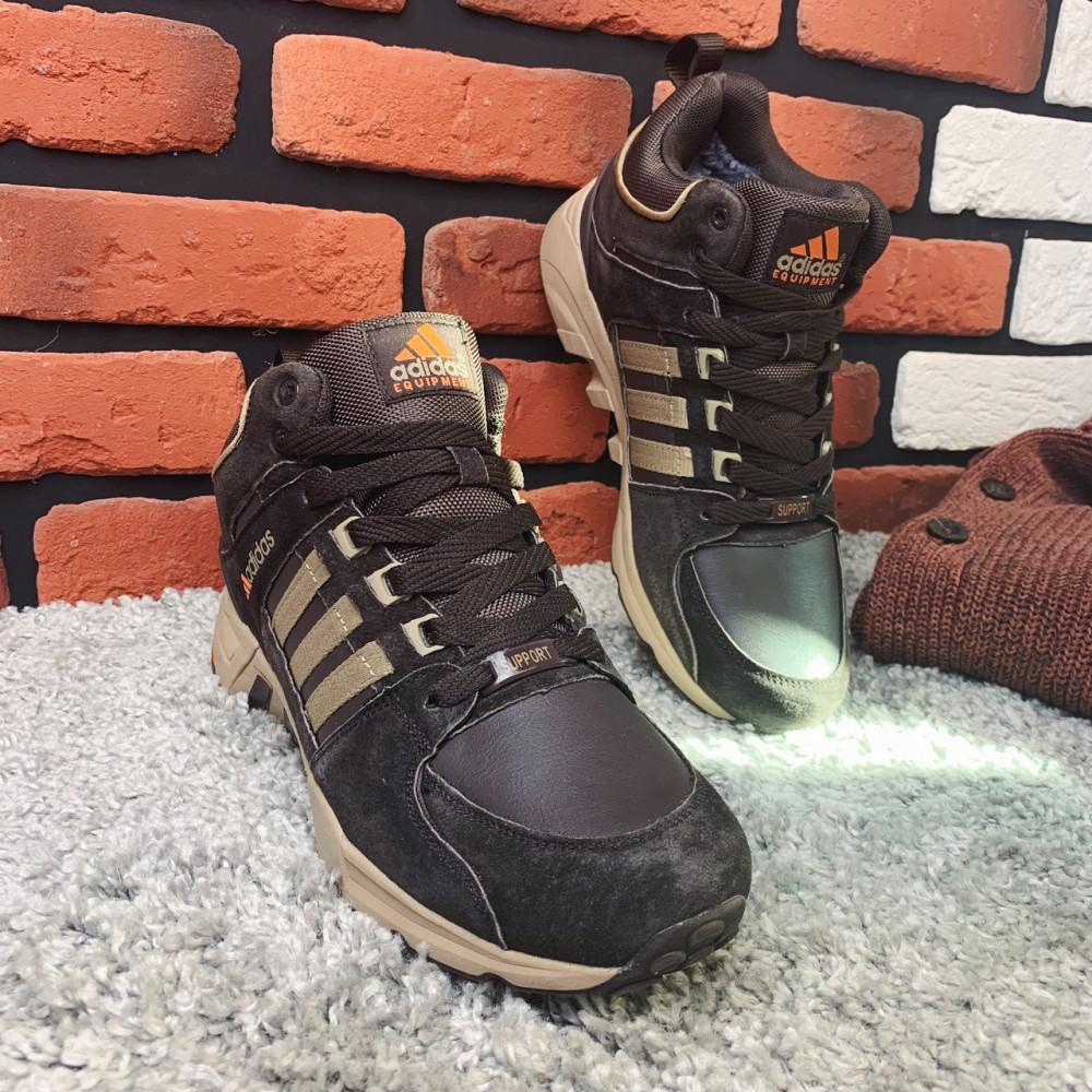 Мужские ботинки зимние - Ботинки мужские Adidas Equipment 3-080 ⏩ [ 44.46 ] 6