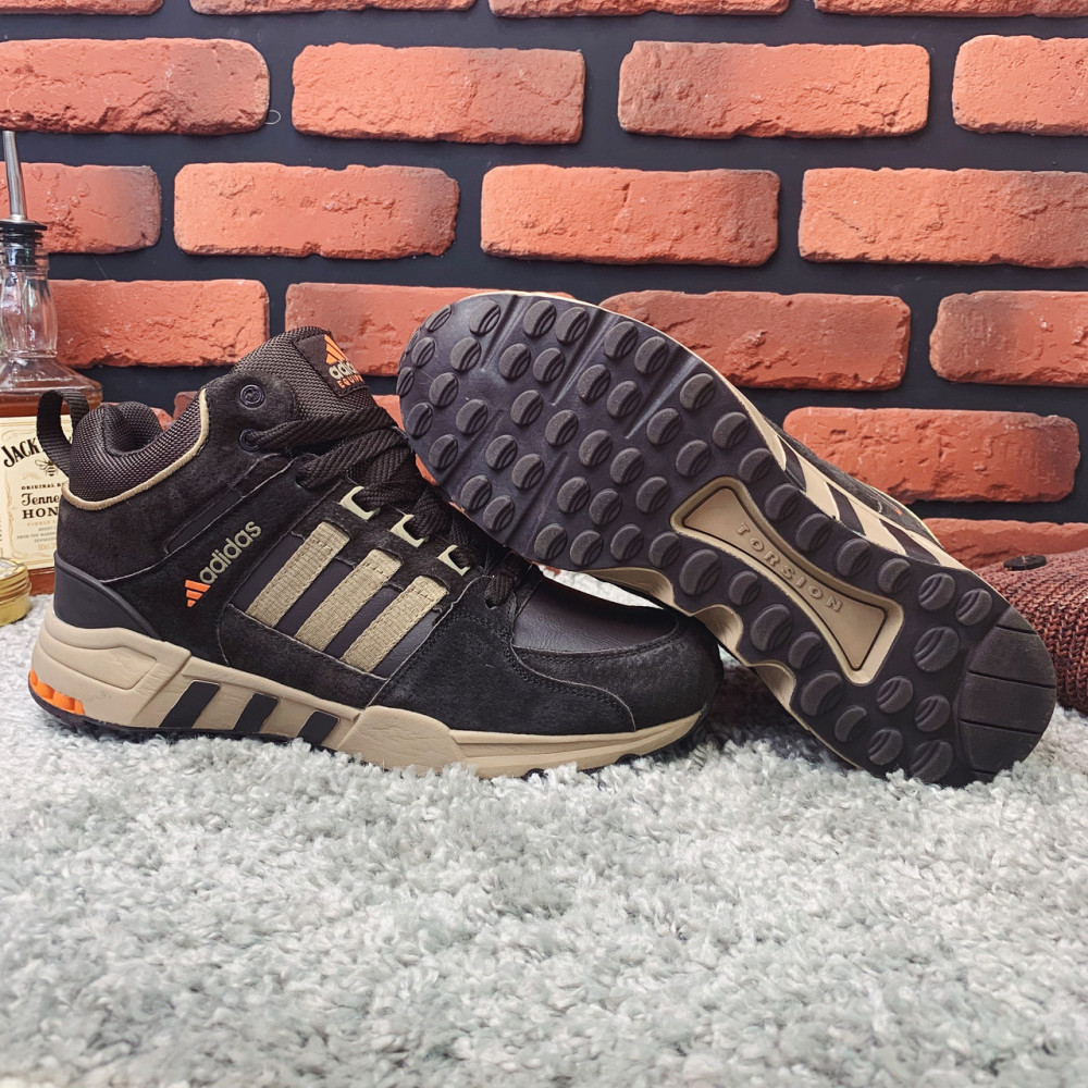 Мужские ботинки зимние - Ботинки мужские Adidas Equipment 3-080 ⏩ [ 44.46 ] 5