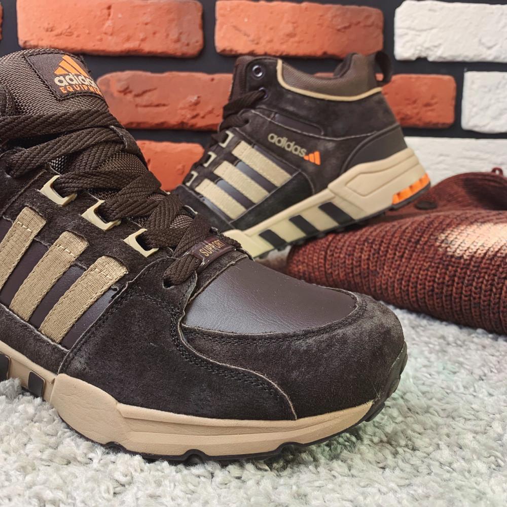 Мужские ботинки зимние - Ботинки мужские Adidas Equipment 3-080 ⏩ [ 44.46 ] 4