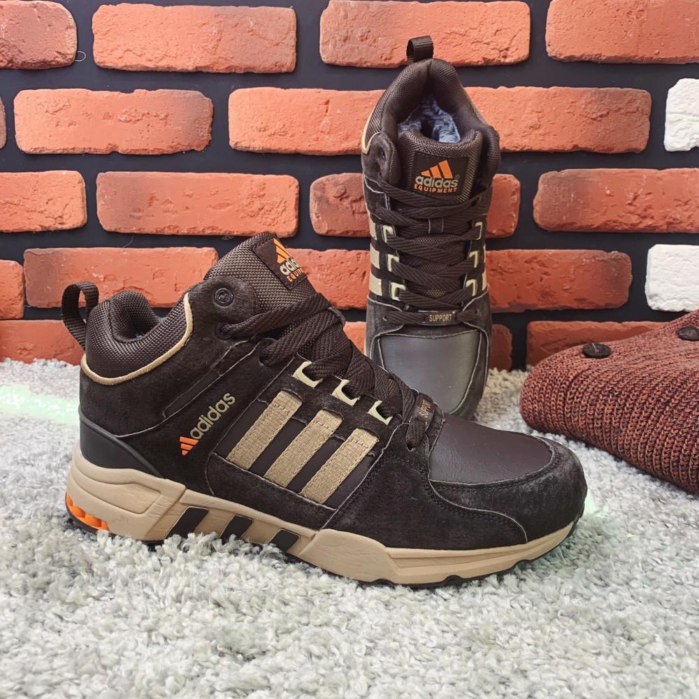 Мужские ботинки зимние - Ботинки мужские Adidas Equipment 3-080 ⏩ [ 44.46 ]