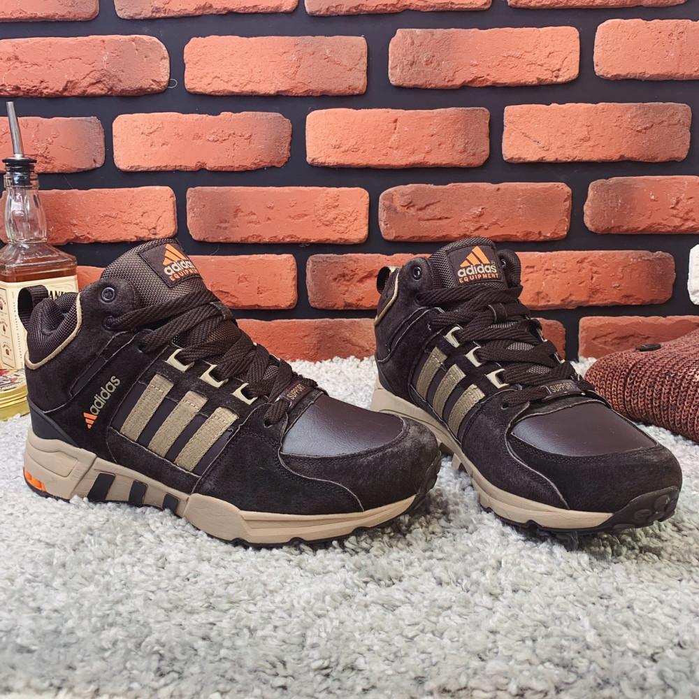 Мужские ботинки зимние - Ботинки мужские Adidas Equipment 3-080 ⏩ [ 44.46 ] 3