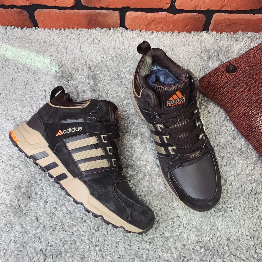 Мужские ботинки зимние - Ботинки мужские Adidas Equipment 3-080 ⏩ [ 44.46 ] 2