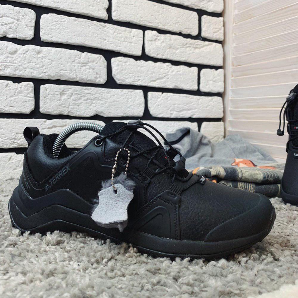 Мужские ботинки зимние - Зимние ботинки (на меху) мужские Adidas Terrex 3-099 ⏩ [42,44,45 ]