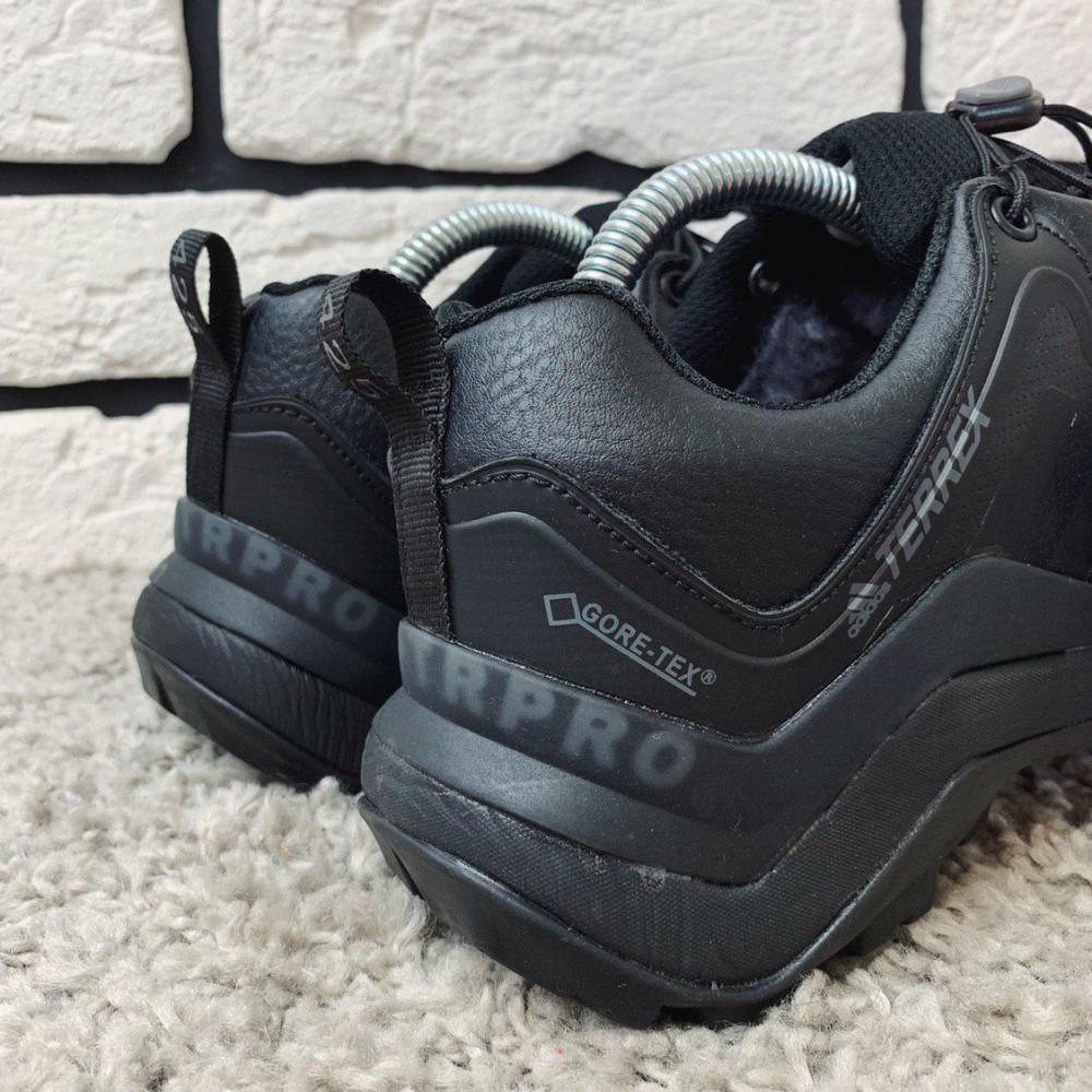 Мужские ботинки зимние - Зимние ботинки (на меху) мужские Adidas Terrex 3-099 ⏩ [42,44,45 ] 3