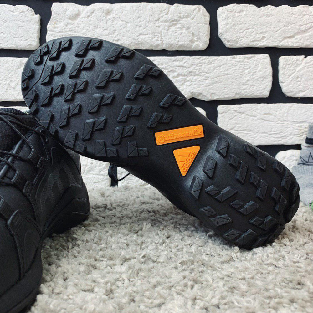 Мужские ботинки зимние - Зимние ботинки (на меху) мужские Adidas Terrex 3-099 ⏩ [42,44,45 ] 4