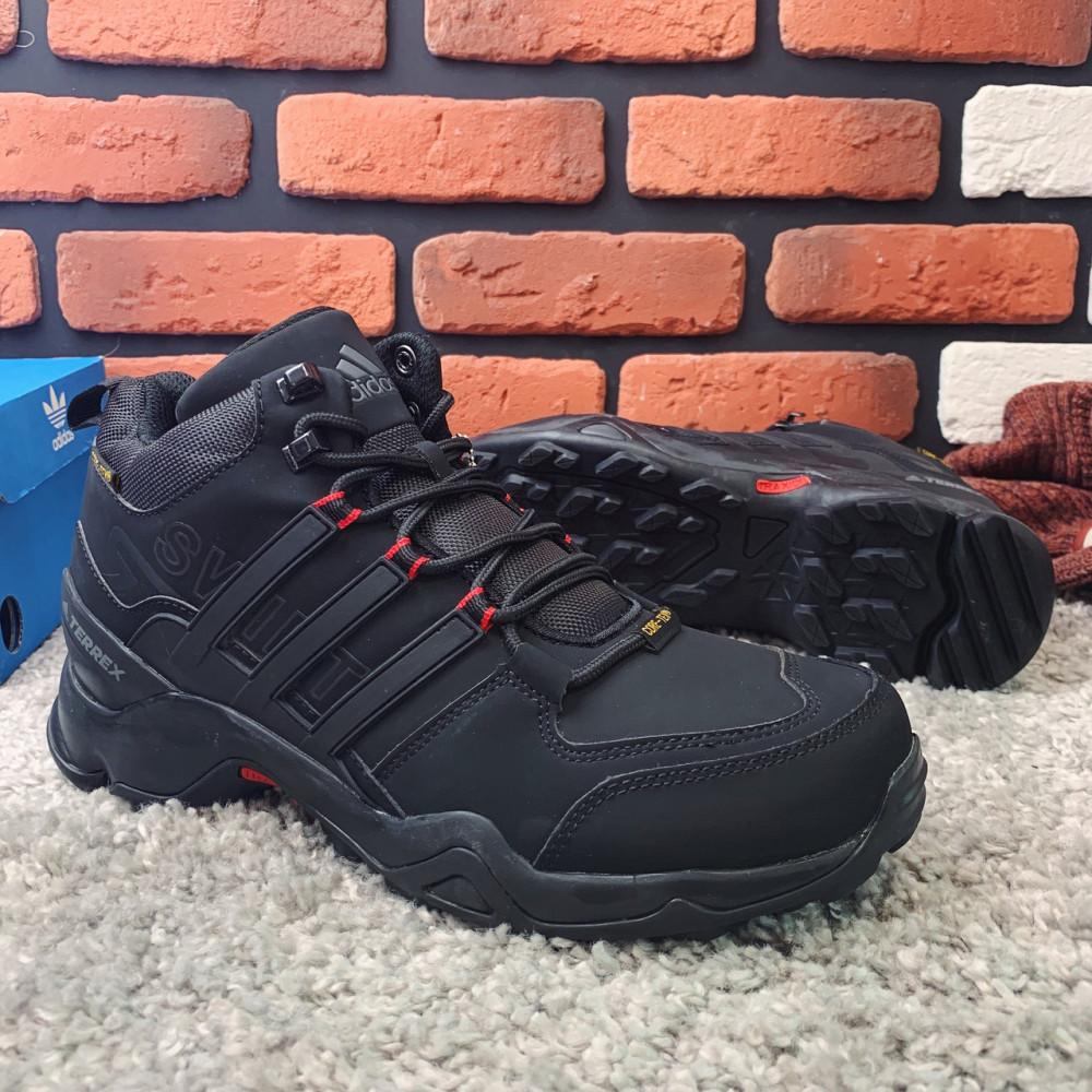 Мужские ботинки зимние - Зимние ботинки (на меху) мужские Adidas Terrex 3-120 ⏩ [43,44 ]