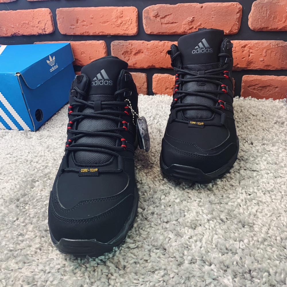 Мужские ботинки зимние - Зимние ботинки (на меху) мужские Adidas Terrex 3-120 ⏩ [43,44 ] 1