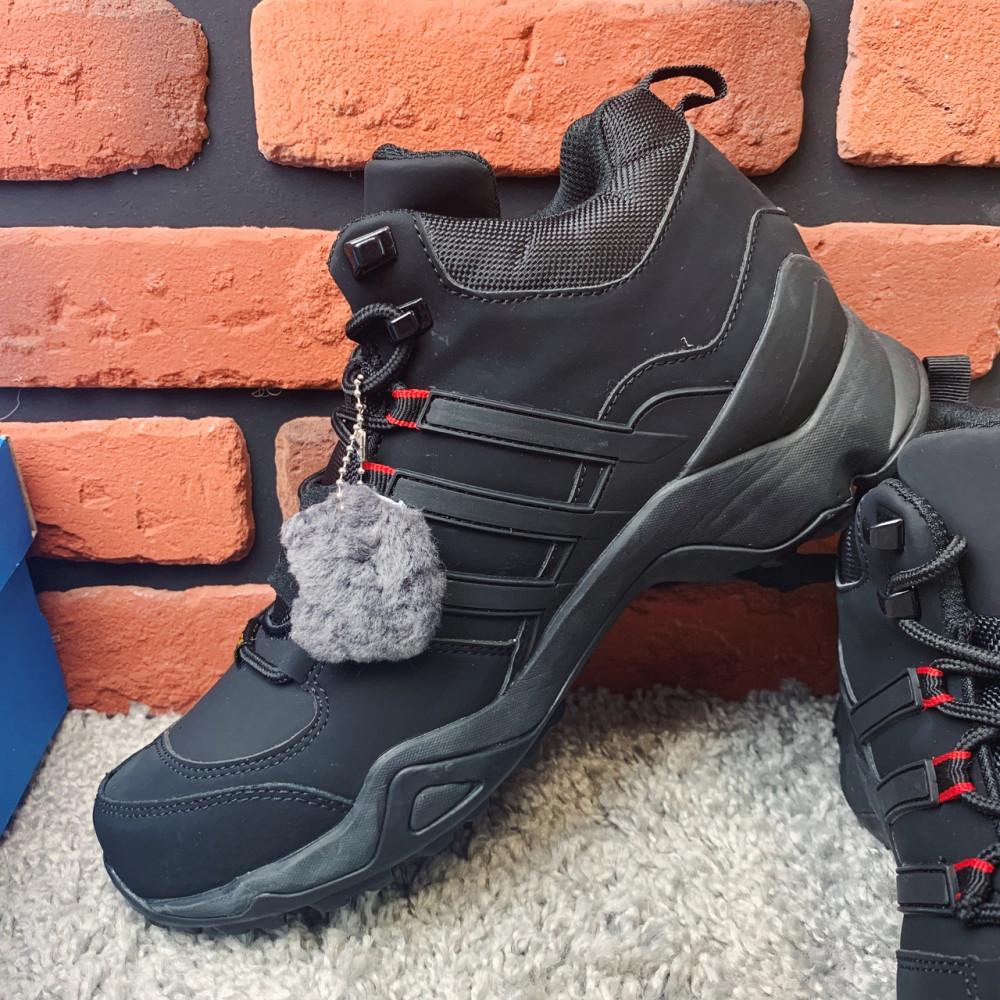 Мужские ботинки зимние - Зимние ботинки (на меху) мужские Adidas Terrex 3-120 ⏩ [43,44 ] 5