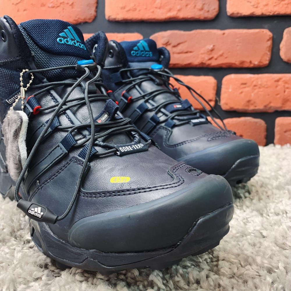 Мужские ботинки зимние - Зимние ботинки (на меху) мужские Adidas  TERREX 3-121 ⏩ [44 ] 9